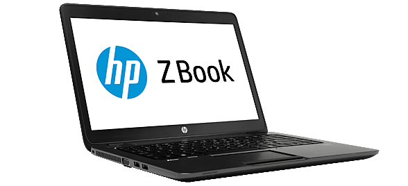 Notebook Workstation HP Zbook 14 Image